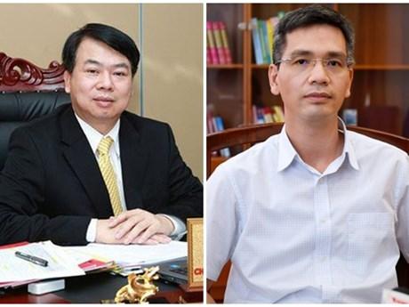Thủ tướng Chính phủ bổ nhiệm hai Thứ trưởng Bộ Tài chính