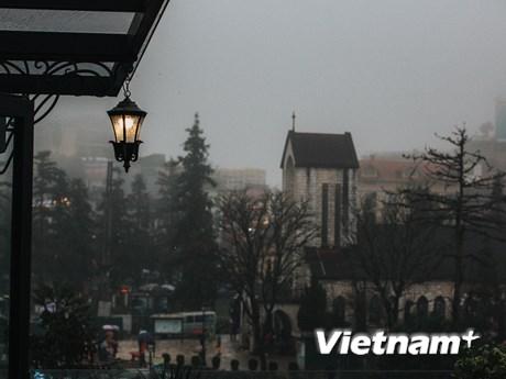 Khám phá khách sạn có 'view' đẹp nhất nhì thị trấn Sapa