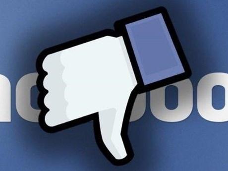 Điểm lại những sự cố Facebook bị sập trong 10 năm qua | Công nghệ | Vietnam+ (VietnamPlus)