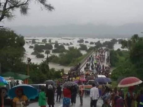Mạng viễn thông Viettel ở Mozambique đã được khôi phục sau siêu bão | Doanh nghiệp | Vietnam+ (VietnamPlus)