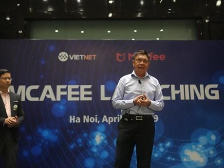 McAfee chính thức có nhà phân phối mới tại Việt Nam | Công nghệ | Vietnam+ (VietnamPlus)