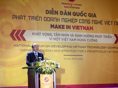 Việt Nam cần phải đi đầu về phát minh, sáng chế công nghệ | Công nghệ | Vietnam+ (VietnamPlus)
