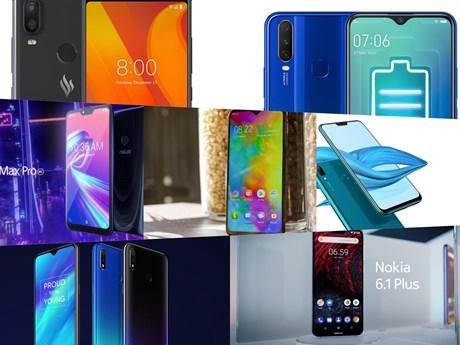 Những điện thoại giá dưới 5 triệu đồng đáng mua nhất nửa đầu năm 2019 | Công nghệ | Vietnam+ (VietnamPlus)