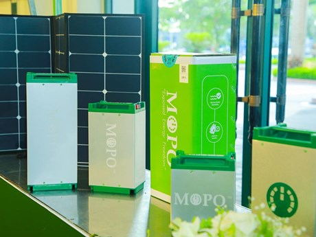Cen Group 'đổ tiền' phát triển dự án pin thông minh của start-up Việt  | Công nghệ | Vietnam+ (VietnamPlus)