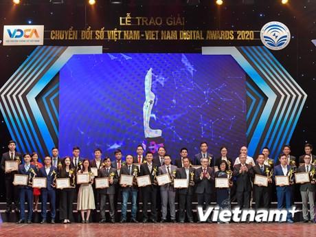 Vietnam Digital Awards 2020- Vinh danh gần 60 doanh nghiệp xuất sắc