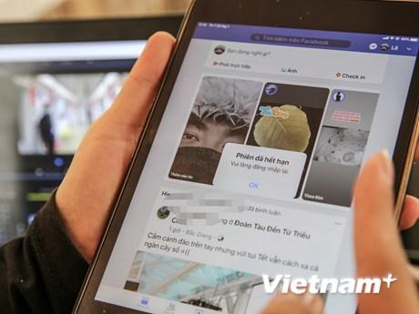 Nhiều người dùng Việt bất ngờ vì Facebook bắt đăng nhập lại tài khoản