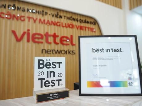 Thấy gì từ việc Viettel nhận 'Best in Test' của Umlaut?
