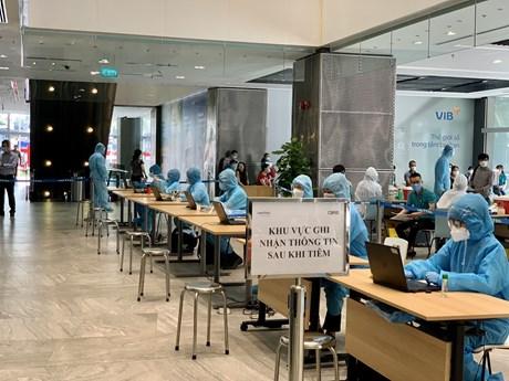 Viettel cử nhân sự hỗ trợ chiến dịch tiêm chủng quy mô lớn tại TP.HCM