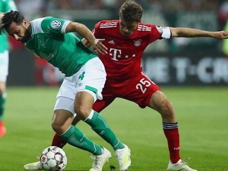 Cúp Đức: Niko Kovac trước ngưỡng cầu thủ và HLV đầu tiên giành cú đúp | Bóng đá | Vietnam+ (VietnamPlus)