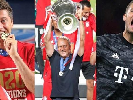 HLV, cầu thủ hay nhất châu Âu 2020: Sự thống trị của...