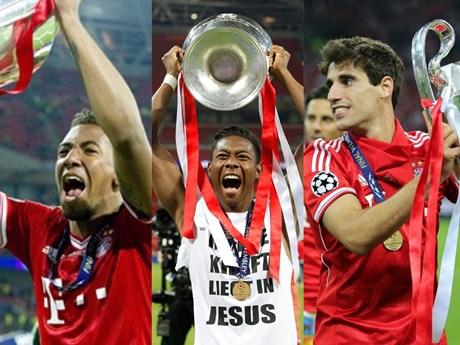 Nhà vô địch Bayern Munich: Mùa chia tay những công thần