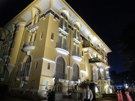 Khánh thành công trình Bảo tàng Mỹ thuật Thành phố Hồ Chí Minh