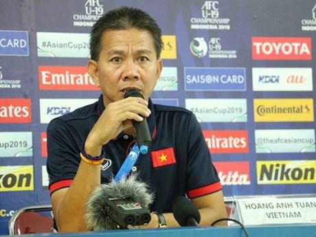 U19 Việt Nam: HLV Hoàng Anh Tuấn tự hào với các học trò