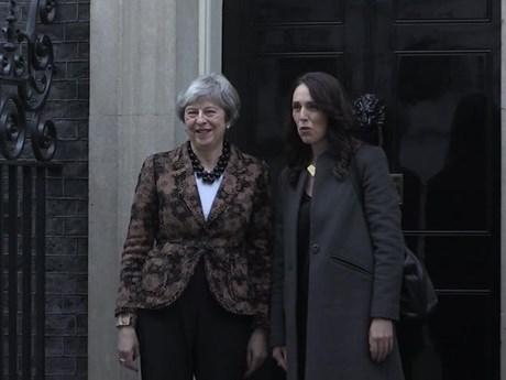 Anh và New Zealand ký thỏa thuận 'công nhận lẫn nhau' hậu Brexit