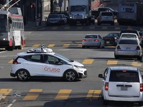 Ford, GM và Toyota xây dựng khung quy định cho công nghệ xe tự lái   Ôtô-Xe máy   Vietnam+ (VietnamPlus)