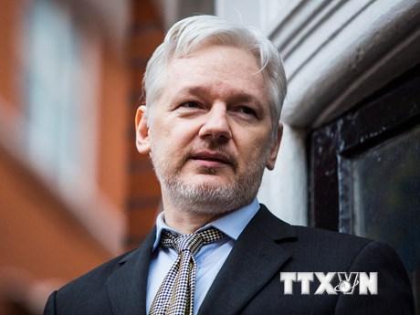 Mỹ công bố 17 tội danh mới nhằm vào nhà sáng lập Wikileaks | Châu Mỹ | Vietnam+ (VietnamPlus)