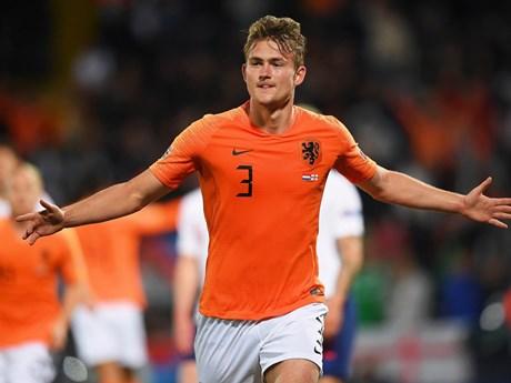 PSG vẫn chưa mua được Matthijs de Ligt, MU sống lại hy vọng | Bóng đá | Vietnam+ (VietnamPlus)