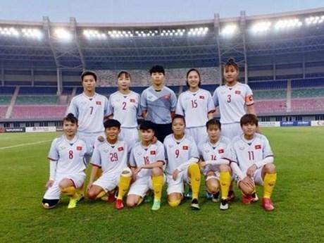 AFF Cup 2019: Các cô gái Việt Nam tiếp tục chuỗi dài chiến thắng