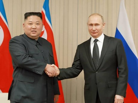 Nga và Triều Tiên lên kế hoạch cho một loạt các chuyến thăm cấp cao | Thế giới | Vietnam+ (VietnamPlus)