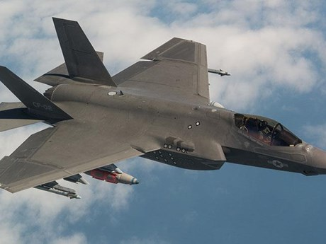 Bộ Ngoại giao Mỹ chấp thuận thương vụ bán F-35 cho Ba Lan   Châu Mỹ   Vietnam+ (VietnamPlus)