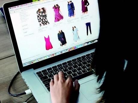 Mua sắm online sôi động chào mừng ngày Phụ nữ Việt Nam 20/10 | Thị trường | Vietnam+ (VietnamPlus)