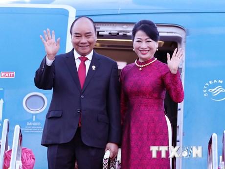 Việt Nam chủ động chuẩn bị đảm nhiệm vai trò Chủ tịch ASEAN 2020 | Chính trị | Vietnam+ (VietnamPlus)