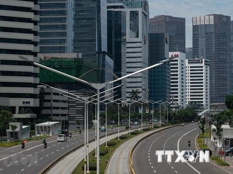 Indonesia đánh giá kết quả triển khai giãn cách xã hội