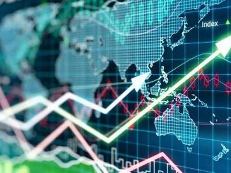 Chứng khoán châu Á đồng loạt tăng điểm phiên chiều 13/7 | Chứng khoán | Vietnam+ (VietnamPlus)