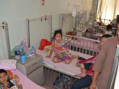 Lào ghi nhận thêm hơn 250 ca sốt xuất huyết, phần lớn ở Vientiane