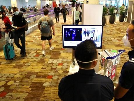 Singapore xét nghiệm nhanh COVID-19 trong các lễ cưới và hội nghị