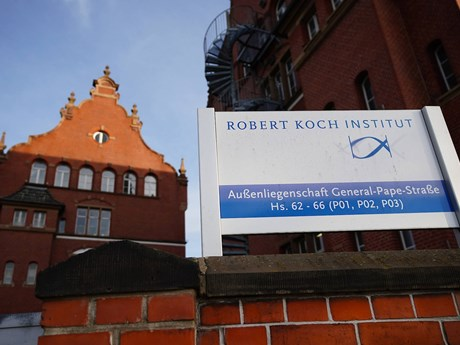 Đức: Trang mạng của viện Robert Koch bị tin tặc tấn công