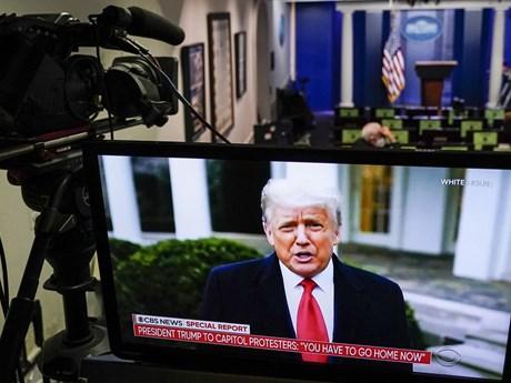 YouTube gia hạn lệnh cấm kênh của Tổng thống Mỹ Donald Trump