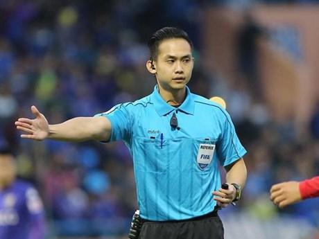 Trọng tài Singapore bắt chính trận quyết định vòng cuối V-League 2019 | Bóng đá | Vietnam+ (VietnamPlus)