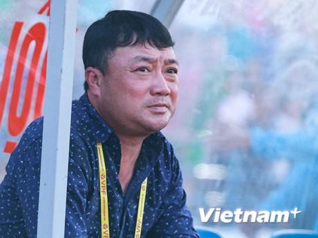 HLV Trương Việt Hoàng chia tay Hải Phòng, sẵn sàng dẫn dắt Viettel | Bóng đá | Vietnam+ (VietnamPlus)