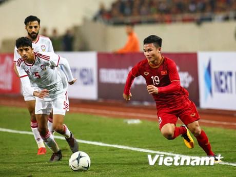 U22 Việt Nam đá giao hữu với đội tuyển quốc gia vào tháng Mười Hai