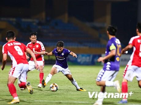 HLV Hà Nội FC khen Quang Hải hết lời sau trận thắng đậm CLB TP.HCM