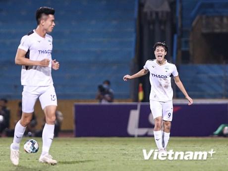 HAGL thua tan tác Quảng Ninh, gần hết cơ hội cạnh tranh chức vô địch