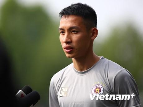 Quả bóng vàng Việt Nam 2020: Hùng Dũng khiêm tốn trước Quang Hải