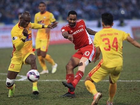 Kết quả V-League 2021: Đà Nẵng tiếp tục thắng, Viettel bị cầm hòa