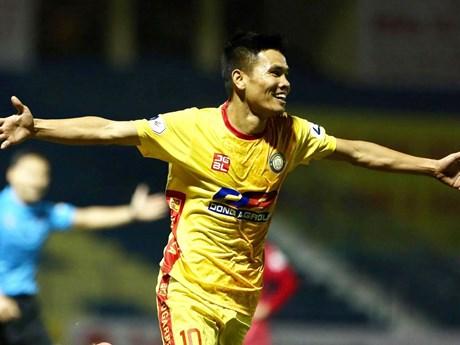 Thanh Hóa thắng dễ Nam Định, giành 3 điểm đầu tiên ở V-League 2021
