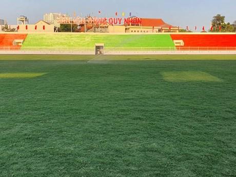 V-League 2021: Nhiều sân thi đấu kịp tu sửa, sẵn sàng cho ngày trở lại
