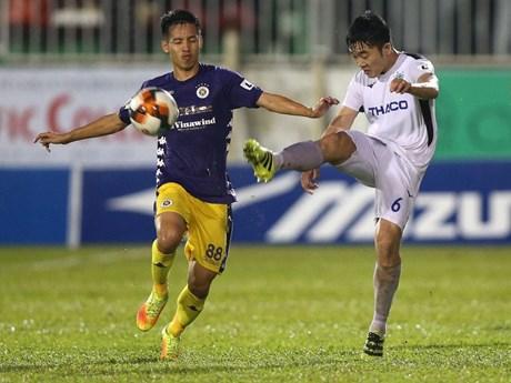 Quang Hải, Xuân Trường nói gì trước trận cầu tâm điểm HAGL-Hà Nội FC?