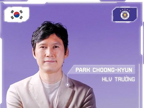Hà Nội FC bổ nhiệm huấn luyện viên Hàn Quốc sau thất bại trước HAGL