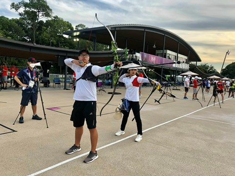 Bỏ qua nỗi lo COVID-19, VĐV Việt Nam sẵn sàng chinh phục Olympic Tokyo