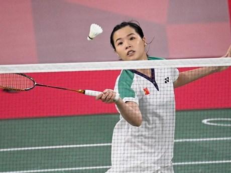 Cầu lông Việt Nam mở màn Olympic Tokyo bằng chiến thắng thuyết phục