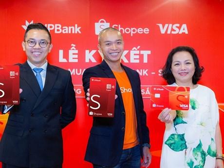 Ra mắt thẻ tín dụng VPBank Shopee nhằm thúc đẩy mua sắm tiết kiệm
