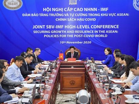 Tìm giải pháp phục hồi tăng trưởng kinh tế khu vực ASEAN hậu COVID