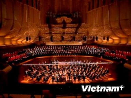 Dàn giao hưởng, hợp xướng khổng lồ mừng Đại lễ