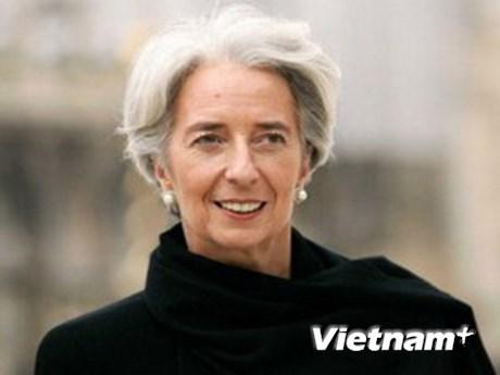 Những trọng trách trên vai tân tổng giám đốc IMF