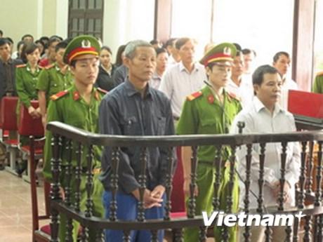Nghệ An xử vụ gây rối trật tự công cộng ở Nghi Lộc